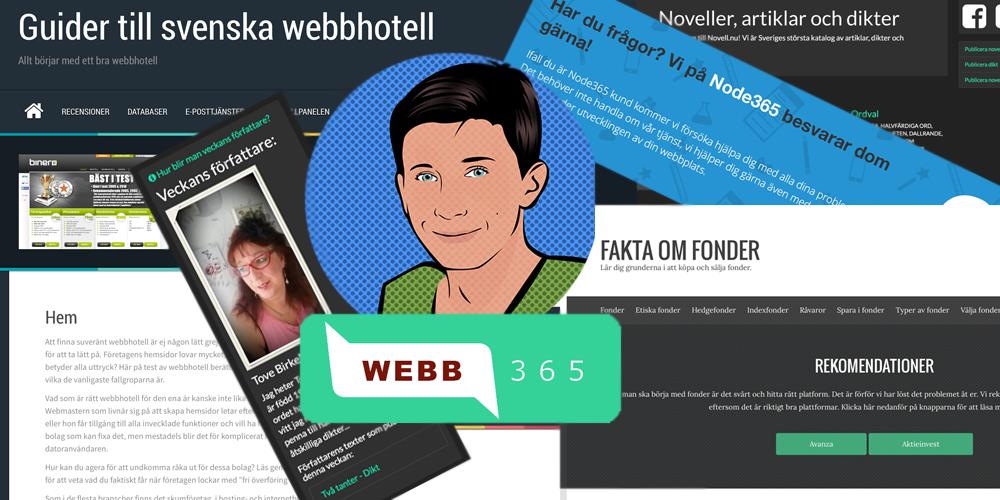 Sakta men säkert så växer Webb365
