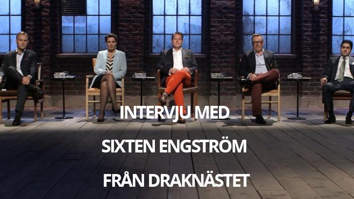 Intervju med Sixten Engström