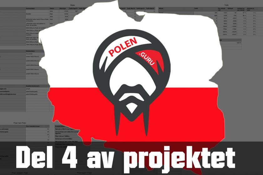 Del 4 av Polenprojektet